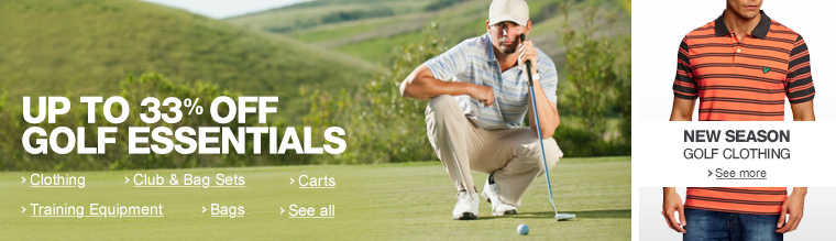 Golf savings