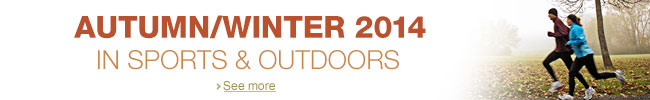 Autumn/Winter 2014 in Sports & Outdoors