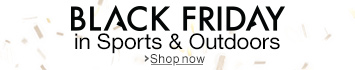 Amazon's Biggest Ever Black Friday in Sports & Outdoors