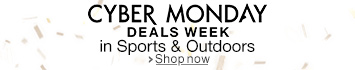 Cyber Monday Deals Week in Sports & Outdoors
