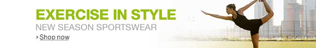New season fitness clothing