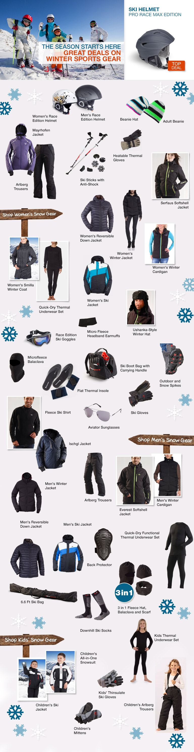 Ultrasport Winter Offers