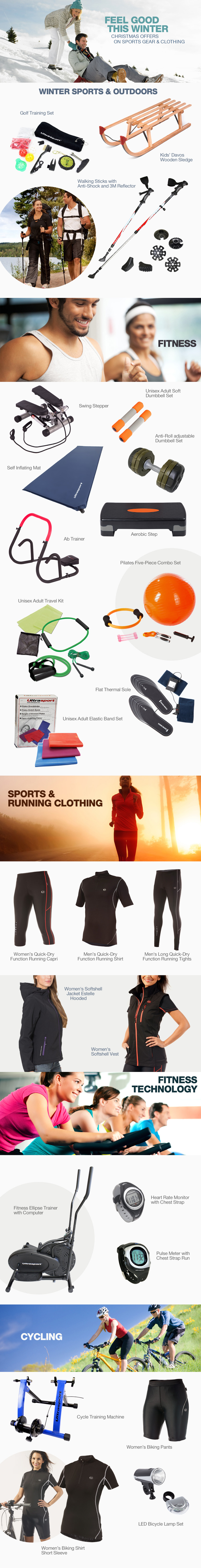 Ultrasport | Feel Good this Winter