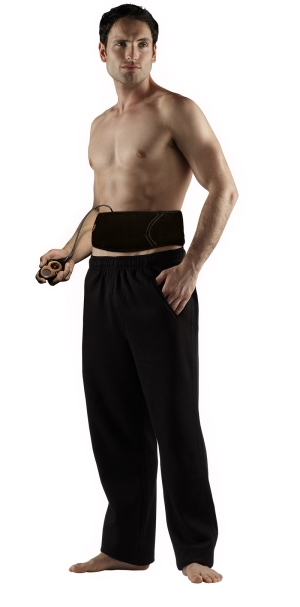 System Abs Male belt allows you to get results in just 4 weeks