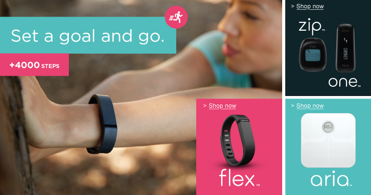Explore the Fitbit Range