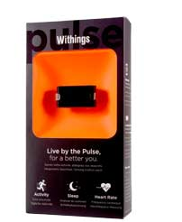 Withings Pulse box