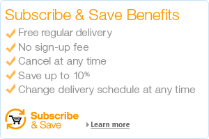 Find out how Subscribe & Save works and its benefits