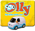 Olly the White Van