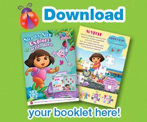 Dora the Explorer free gift