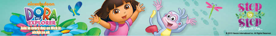 Welcome to the Dora Store at Amazon.co.uk