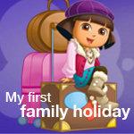 Dora the Explorer I Can Holiday