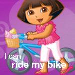 Dora the Explorer I Can Ride My Bike