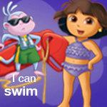 Dora the Explorer I Can Swim