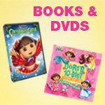 Dora the Explorer Books and DVD's
