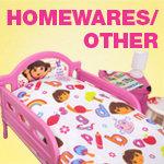 Dora the Explorer Homewares