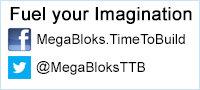 Mega Bloks social