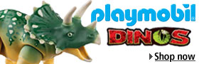 New from Playmobil Dinos