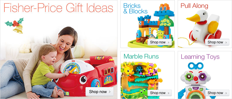 Christmas Fisher-Price Toddler Toys
