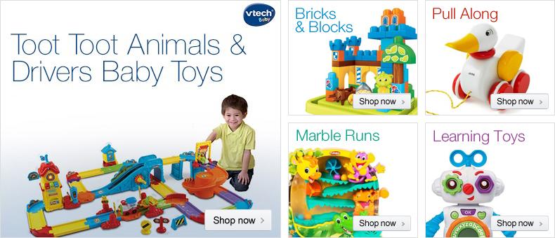Christmas Toddler Toys