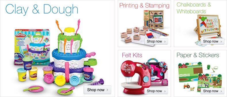 Discover Children's Arts & Crafts at Amazon.co.uk