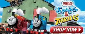 Thomas & Friends Spills & Thrills at Amazon.co.uk