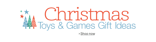 Christmas Toys and Games Gift Guide
