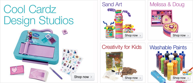 Discover Cool Cards in Arts & Crafts