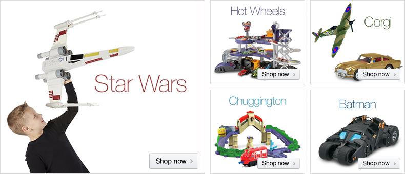 Hobby Store at Amazon.co.uk