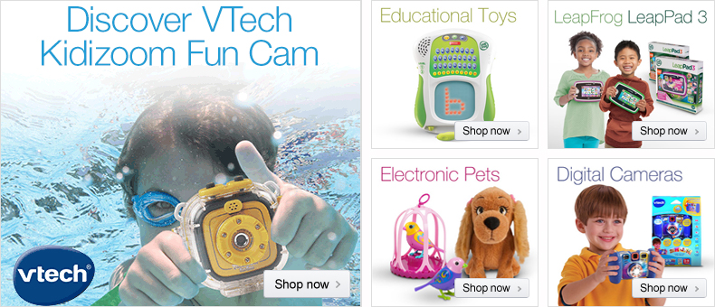 VTech Kidizoom Fun Cam in Electronic Toys