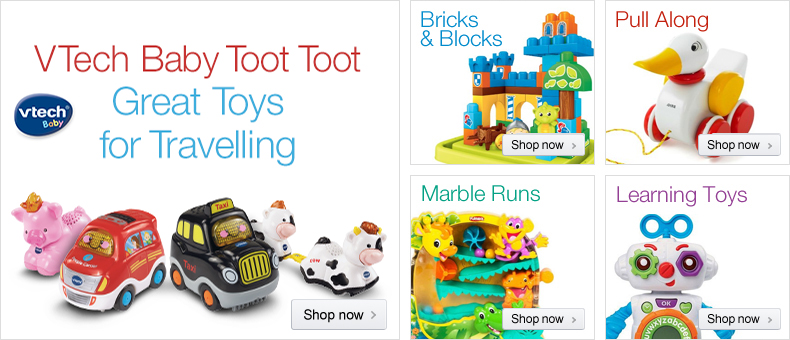 Toddler Toys at Amazon.co.uk