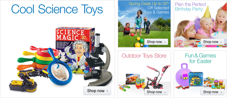 Cool Science Toys