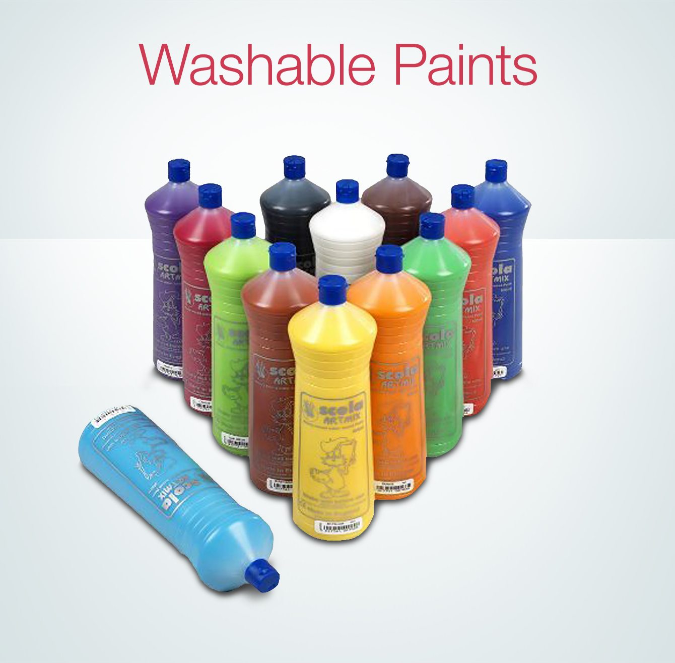 Washable Paints