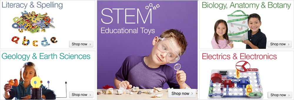 Educational Toys at Amazon.co.uk