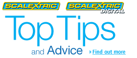 Scalextric Top Tips and Advice