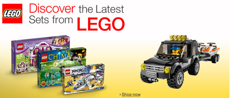 LEGO - New for 2014