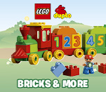 Duplo Bricks & More