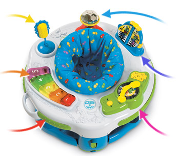 Leapfrog Learn &amp; Groove Activity Station