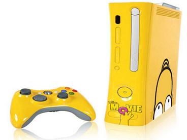 Simpson Xbox 360