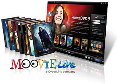 MoovieLive Film Banco de Dados