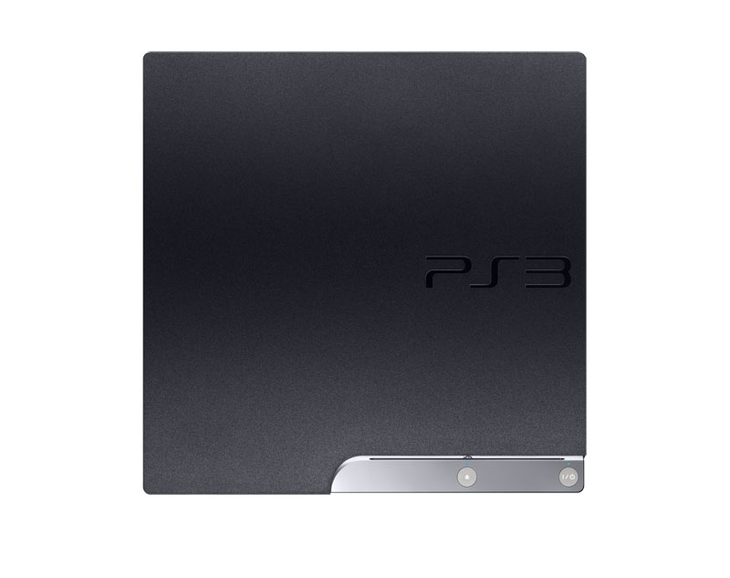 Sony PlayStation 3 Slim Console (120GB Model): Amazon.co