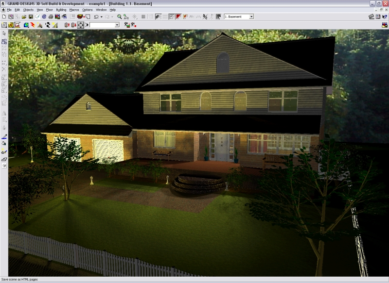 Fast design broderbund 3d home landscape designer deluxe for Architect 3d home landscape design
