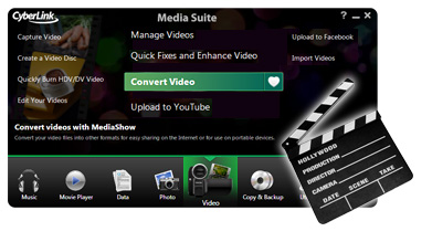 Video Editing, Photo  Slideshows: Create Movie Masterpieces