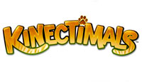 Kinectimals game logo