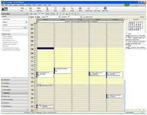 Manage and integrate calendar information