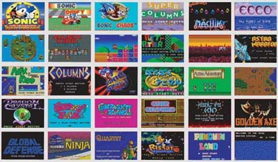 Blaze Gear Sega Master System Lcd Handheld Slimline Pack