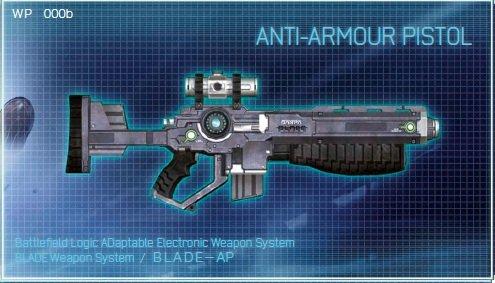 Anti-Armour Pistol