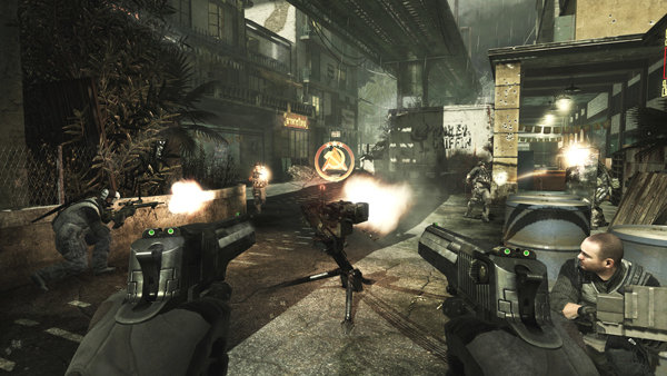Dual wield weapons and gain XP in Call of Duty: Modern Warfare 3
