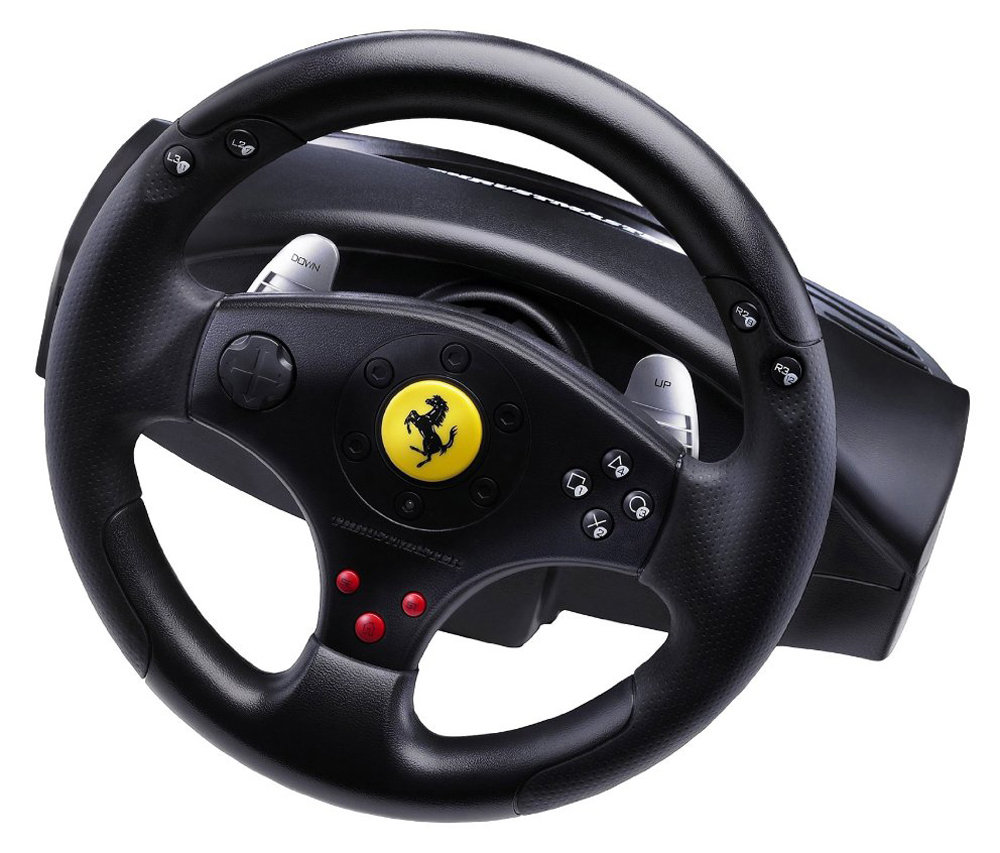 thrustmaster ferrari gt experience racing wheel. Cars Review. Best American Auto & Cars Review