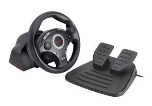 16064 GXT 27 Force vibration wheel and pedalsl