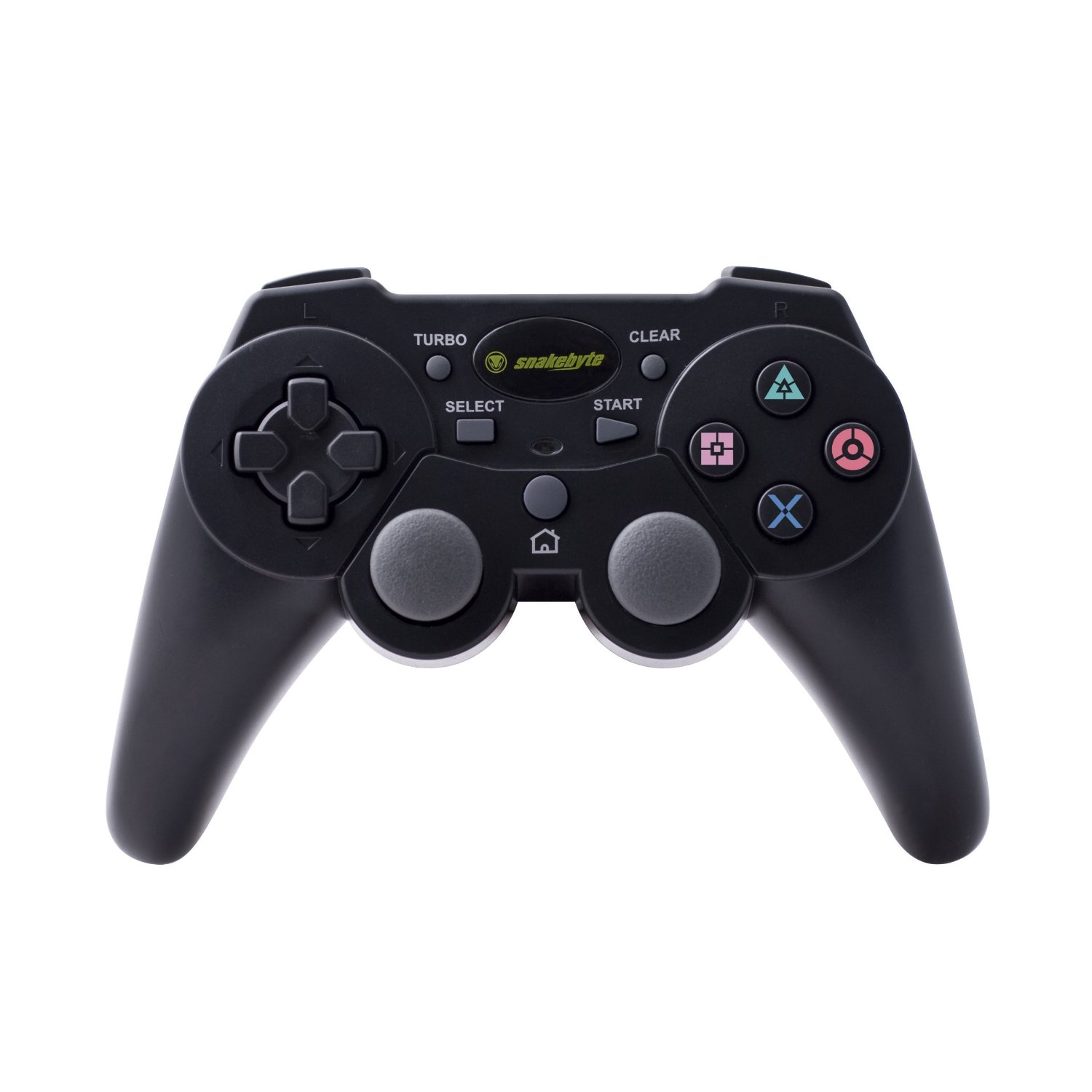 snakebyte wireless controller ps3 pc. Black Bedroom Furniture Sets. Home Design Ideas